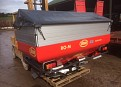 Vicon ROM Rotor Flow Fertiliser Spreader