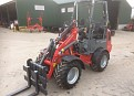 New Weidemann 1260 plus