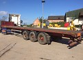 45ft Artic trailer on drum brakes