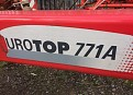 Pottinger Top 771A Twin Rotor Rake