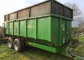 AW 12 ton Grain Trailer