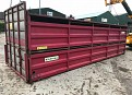 Marshall 25ft Cattle Container