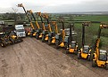 Come & view our latest selection of jcb machines