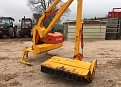Twose TS526 3 Point Linkage Hedge Cutter