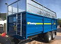 Brand New Fleming 14 Ton Silage Trailer