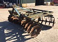 Ransomes Mounted Disc Harrow