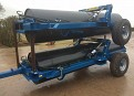 Fleming 12ft End Tow Rollers