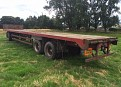 Artic Trailer 40ft Artic Trailer with Dolly
