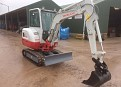 New Takeuchi TB230 Now In Stock