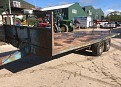 Tandom Axle 18ft Bale Trailer