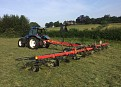 Vicon 1404C trailed Tedder 14m 10 rotor p