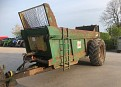 Richard Western 10T Rear Discharge Spreader