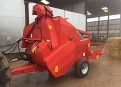 New Kverneland 863 Trailed Bale Shredder