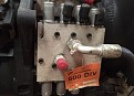 JCB TRANSMISSION C/W ANGLE BOX AND VALVES