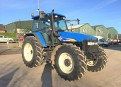 New Holland TM140 Tractor