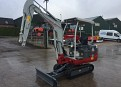New Takeuchi TB219 Canopy