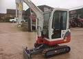 New Takeuchi TB219 Now In Stock