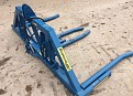 Fleming Twin Round Bale Carrier
