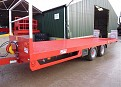 JPM 28ft Hyd Beaver Tail Low Loader