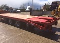 JPM Low Loader Trailers with Cheese Wedge Hyd Folding Ramps