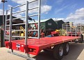 Portequip 26ft & 28ft Bale Trailers