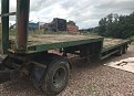 28ft Step Frame Trailer with Dolly