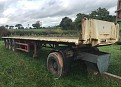 40ft Artic Trailer c/w Dolly
