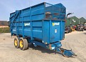 Richard Western 10 Ton Grain/Silage Trailer