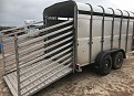 Ifor Williams TA 510 Cattle Trailer