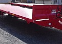 Portequip 32ft Heavy Duty Hydraulic Beaver Tail Trailer