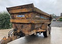 Chieftain 20 Ton Dump Trailer