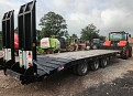 Ex demo 30ft Tri Axle Low Loader Trailer