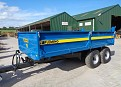 Fleming 8 Tonne Tipping Trailers