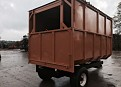 Horse Muck Trailers made to your requirements