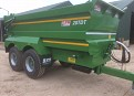 Brand new JPM 20 ton dump trailers in stock